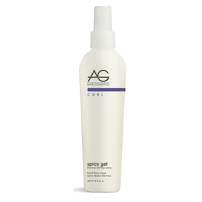 AG Curl Spray Gel Thermal Setting Spray 8oz