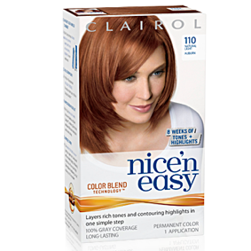 Clairol Nice 'n Easy with Color Blend Technology Permanent Color