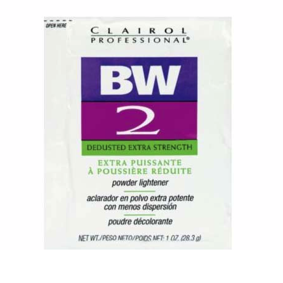 Clairol BW2 Dedusted Extra Strength Powder Lightener