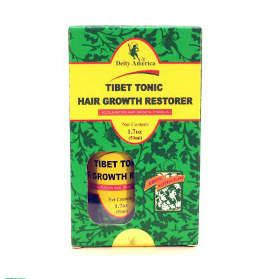 Deity America Tibet Tonic Hair Growth Restorer 1.7oz