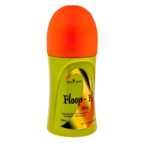 Spaisons Floop-R Men Antiperspirant & Deodorant 3oz
