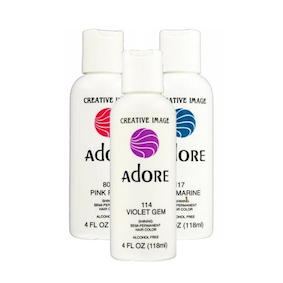 Adore Shining Semi-Permanent Hair Color 4oz
