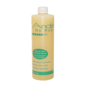 André No Rub Hair Color Remover and Cuticle Remover 16oz