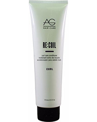 AG Curl Re:Coil Curl Care Conditioner 6oz