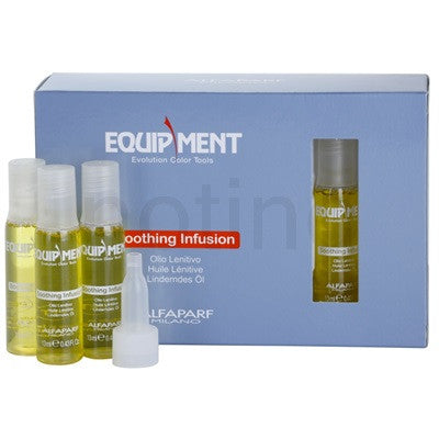 Alfaparf Equipment Soothing Infusion 12 Vials x 0.43oz