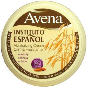 Avena Hand & Body Moisturizing Cream 6.8oz