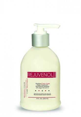 Rejuvenol Brazilian Color Care Deep Treatment Revitalizing Masque 8oz