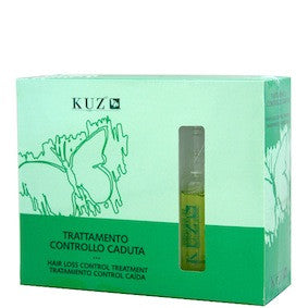 Kuz Hair Loss Control Treatment 12 Vials x 0.49oz