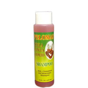 Pelomas Sole, Cinnamon, & Rosemary Shampoo 16oz