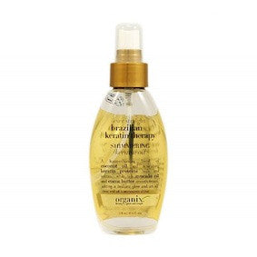 Organix Ever Straight Brazilian Keratin Therapy Shimmering Oil 4oz