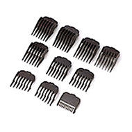 Wahl 10 Hair Clipper Guide Combs
