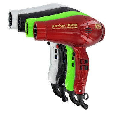 Parlux 3800 Ionic & Ceramic Eco- Friendly Hair Dryer