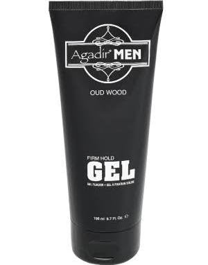 Agadir Men Oud Firm Hold Gel 6.7oz