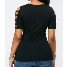 Load image into Gallery viewer, Newest Style Women Casual Off Shoulder Slim Top