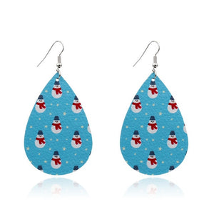 New Petal Drop Earrings