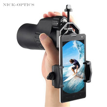 Load image into Gallery viewer, Universal Mobile Phone Camera Binocular adapter