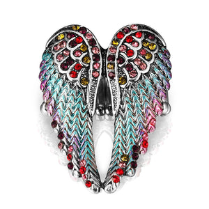 BOHO Angel Wings Stretch Ring