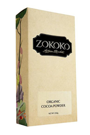 Organic Cocoa Powder 250g