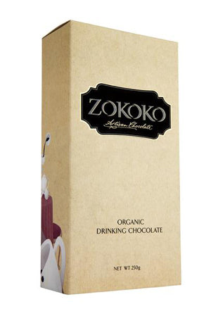 Zokoko Organic Drinking Chocolate 250g