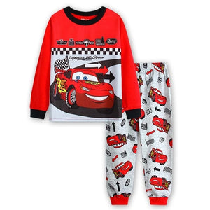 Cars Pajamas