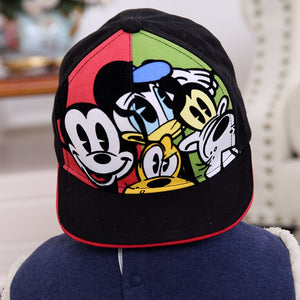 Disney mashup hat