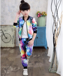 Galaxy Track Suit