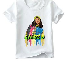 Load image into Gallery viewer, Cardi B T-shirt