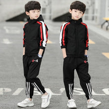 Load image into Gallery viewer, Striped Tracksuit