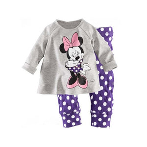 Mini Mouse Pajamas