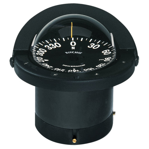Ritchie FN-201 Navigator Compass - Flush Mount - Black [FN-201]