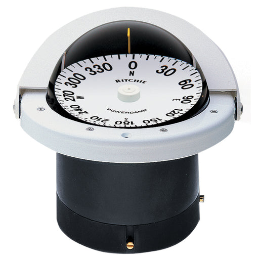 Ritchie FN-201W Navigator Compass - Flush Mount - White [FNW-201]