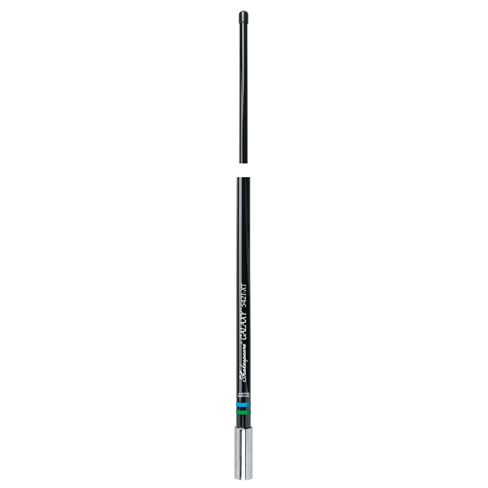 Shakespeare 5421-XT 4 Black AM / FM Antenna [5421-XT]