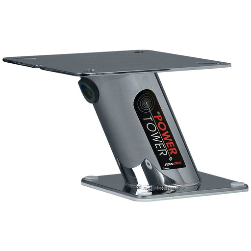 "Scanstrut 6"" PowerTower Polished Stainless Steel f-Garmin & Furuno Domes [SPT1002]"