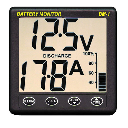Clipper Battery Monitor Instrument [BM-1]