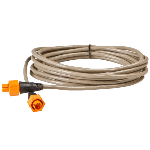 Lowrance 50 FT Ethernet Cable ETHEXT-50YL [127-37]