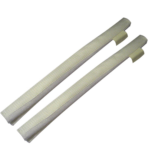 Davis Secure Removable Chafe Guards - White (Pair) [395]