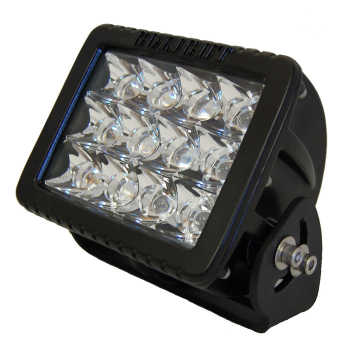 Golight GXL Fixed Mount LED Floodlight - Black [4421]