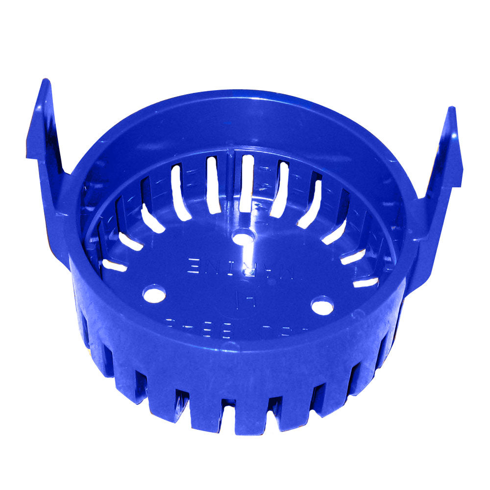 Rule Replacement Strainer Base f/Round 300-1100gph Pumps [275]