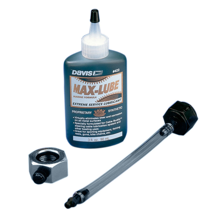Davis Cable Buddy Steering Cable Lubrication System [420]