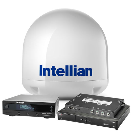 "Intellian i3 US System w/14.6"" Reflector, MIM Switch & DISH HD Receiver [B4-I3DNSB]"