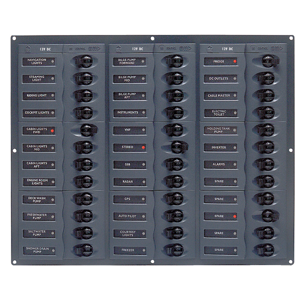 BEP Circuit Breaker Panel - 36-Way [NC36NM]