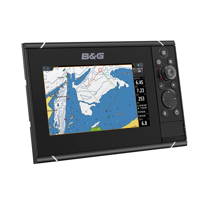 "BG Zeus3 7"" MFD Display w/Insight Charts [000-13241-001]"