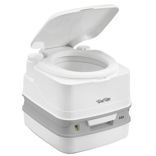 Thetford Porta Potti 335 Marine Toilet w-Hold Down Kit [92828]