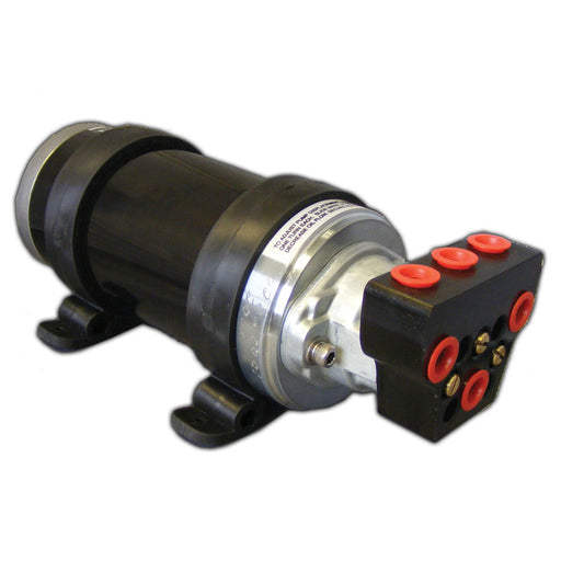 Octopus Autopilot Pump Type 2 - Adjustable Reversing Pump - 12V up to 18 CI Cylinder [OCTAF1212]