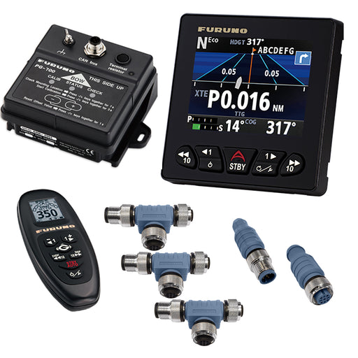 Furuno NavPilot 300 Seastar Optimus Package [NAVPILOT 300-OPT]
