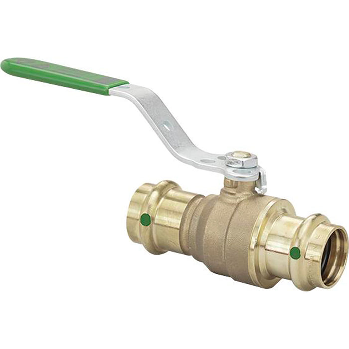 "Viega ProPress 2"" Zero Lead Bronze Ball Valve w-Stainless Stem - Double Press Connection [79948]"