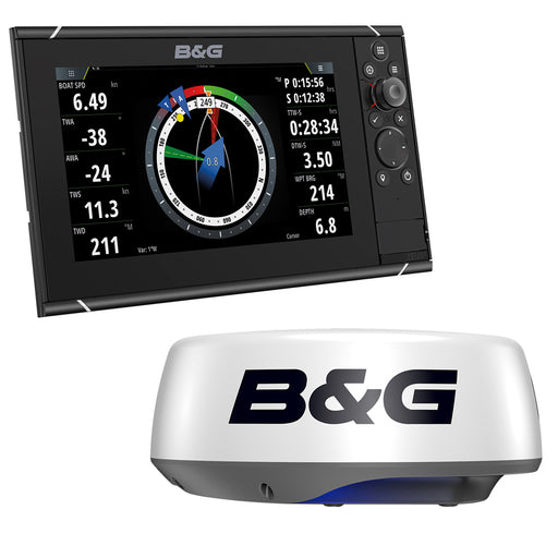 "BG Zeus3S 9 - 9"" MFD Bundle w/HALO20+ Radar [000-15561-001]"