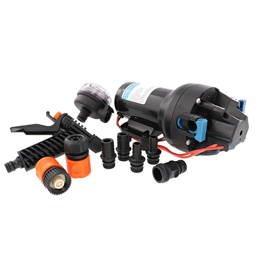 Jabsco HotShot HD5 Heavy Duty Washdown Pump - 12V - 5 GPM - 70 PSI [P501J-119N-3A]