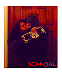 Kerry Washington  Eve Serpentine Scandal 100th Episode