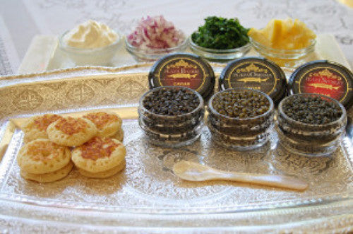 Plaza Caviar Trio Pack